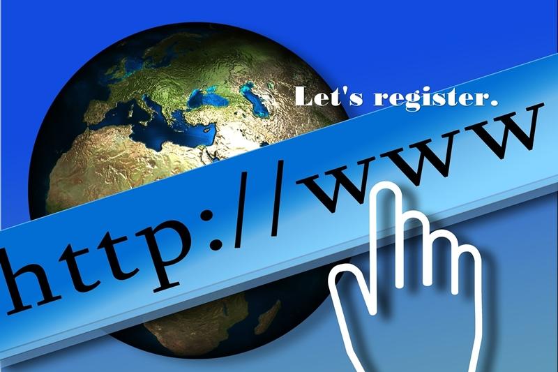 サイトに登録しよう